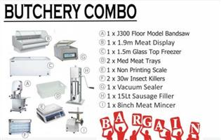 Butchery Equipment Starter Pack for sale