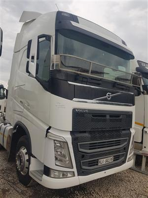 2014 Volvo 480 FH Version 3 Globetrotter