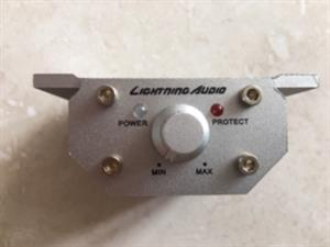 Lightning Audio Bass Control for sale. In original condition. Price is negotiable.