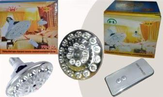 LED Light Bulbs: Rechargeable LED Emergency Globes with Remote Control + More (JL-678).