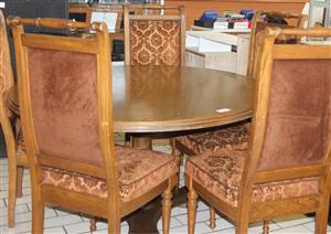 Dining Room Suite S030116B #Rosettenvillepawnshop