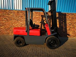 Forklift for sale 3 ton Nissan(Dutsun) job-346