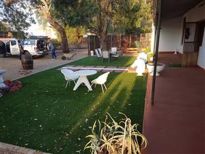 Artificial grass, All types of paving and landscaping