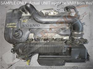 VOLVO S40 -B5254 T3 2.5L TURBO 16V Engine -PLASTIC Intake Manifold