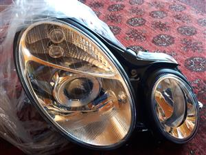 Mercedes E Class w211 Headlamp Unit