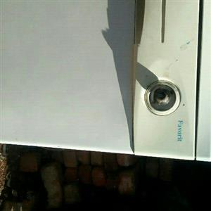 WestPoint Dishwasher R350 working with switch Problem