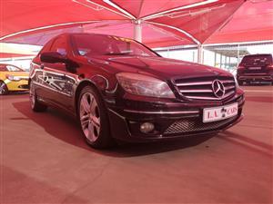 2009 Mercedes Benz CLC 200 Kompressor
