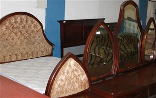 Bedroom suite S029459B #Rosettenvillepawnshop