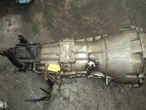 NISSAN VG30 BUILDOVER GEARBOX R4950
