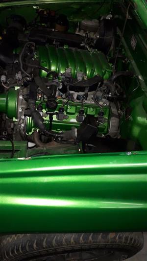 1989 Toyota Hilux double cab HILUX 4.0 V6 RAIDER 4X4 P/U D/C A/T