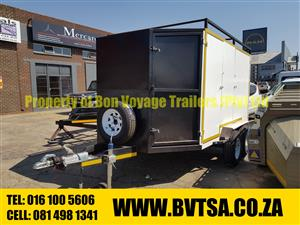 4 Meter Enclosed Trailer For Sale
