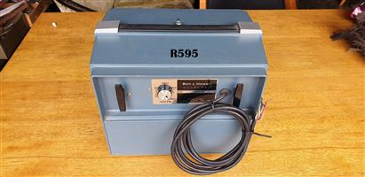 Bell and Howell Autoload 115-250 Volts