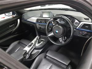 2014 BMW 3 Series 320d M Sport steptronic