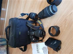 Nikon Camera D5100