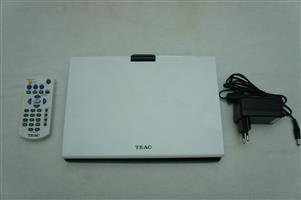 TEAC portable DVD payer