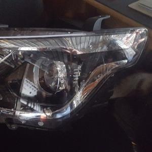 Hyundai H1 Headlights