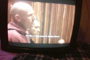 TV box 54cm