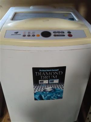 Samsung Diamond drum Washer