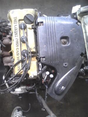 Nissan Sentra 1.6 Carb engine for sale