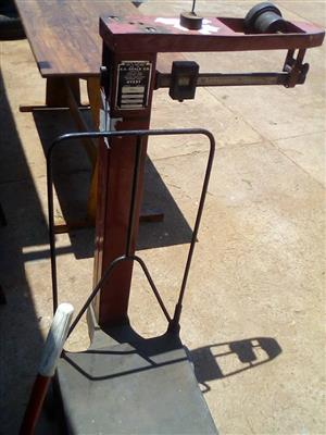 Old scale for sale
