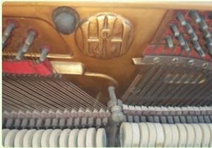 Hilton & Hilton Upright Piano 1930's