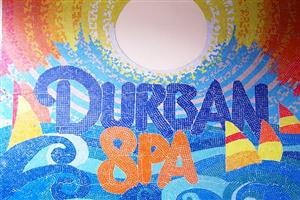 Durban Spa, Golden Mile , Durban
