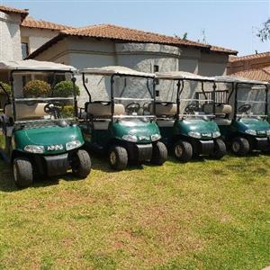 Ezgo Rxv Freedom 4 seater golf carts for sale