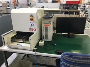 Saki Corporation BF18D-P41 Automated optical Inspection machine - ON AUCTION