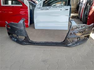 audi AS A5 2013 front bumper