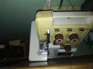 empisal artisan overlocking machine R700, R70 was for purpose of publishing the advert only