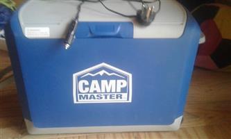 Elektriese coolerbox