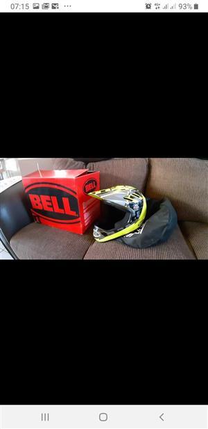 Bell sanction helmet New medium