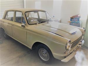 1956 Ford Cortina