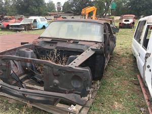 Ford Fairmont - 6 Cylinder shell
