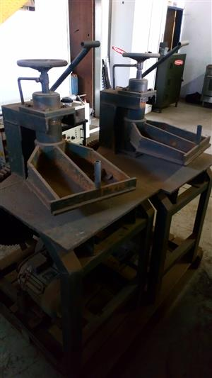 Clicker Press x 2 for sale