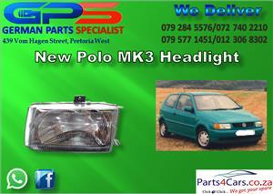 NEW VW POLO MK3 HEADLIGHT FOR SALE