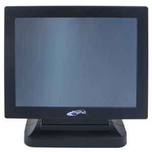 """Digipos TD1500 15"""" TFT Touch Screen (USB)"""