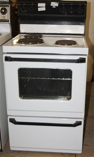 Defy 611B 3 plate stove with oven S029849A #Rosettenvillepawnshop