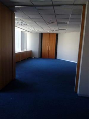Office premises to let CBD Cape Town