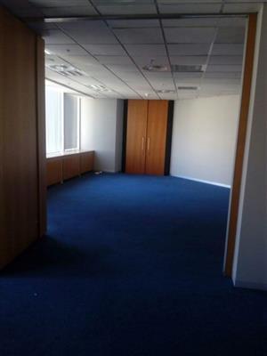 Office premises to let CBD Cape Town
