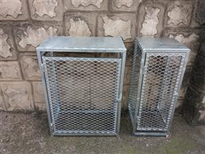 LP Gas Cylinder Cages