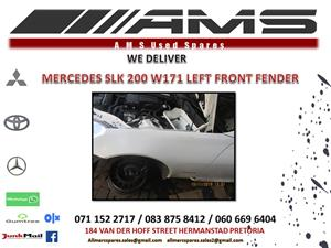 MERCEDES SLAK 200 W171 LEFT FRONT FENDER