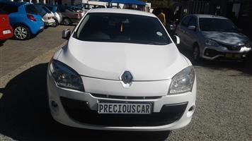 2012 Renault Megane 1.6 Expression