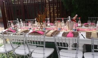 decor & catering