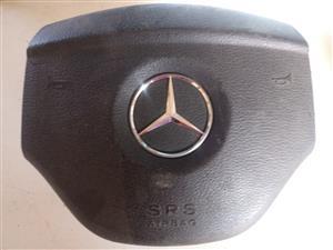 2006 Mercedes B Classs W245 steeringwheel airbag