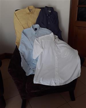 Brand new men's shirts
