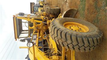 Graders for hire