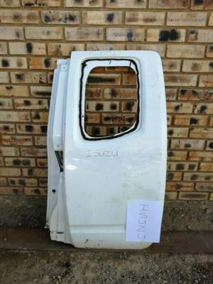 Isuzu D-max Supercab Left Rear Door  Contact for Price