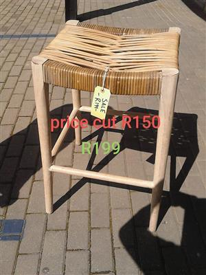 Woven mini chair for sale