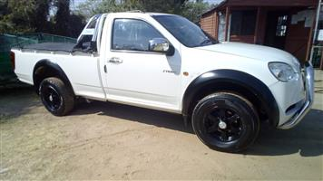 swoping my bakie for a medium size truck